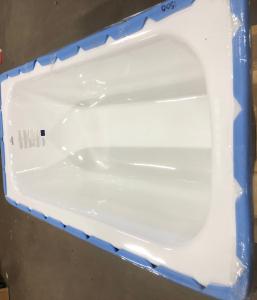 Helt nytt badkar i gjutgods L=1500